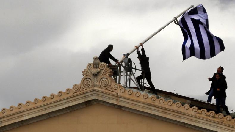 Griechenland: Über 30 Prozent Arbeitslosigkeit, davon 70 Prozent Langzeitarbeitslose