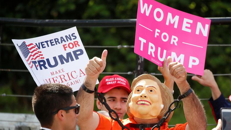 Dreckig, laut und unter der Gürtellinie - Ein US-Wahlkampf ganz nach Tradition