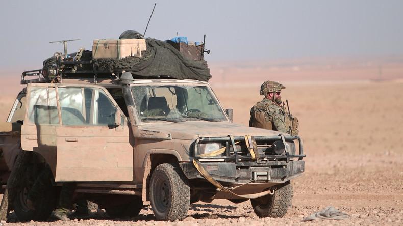 """""""Sag niemals nie"""" -  USA starten Militäroperation in Rakka"""