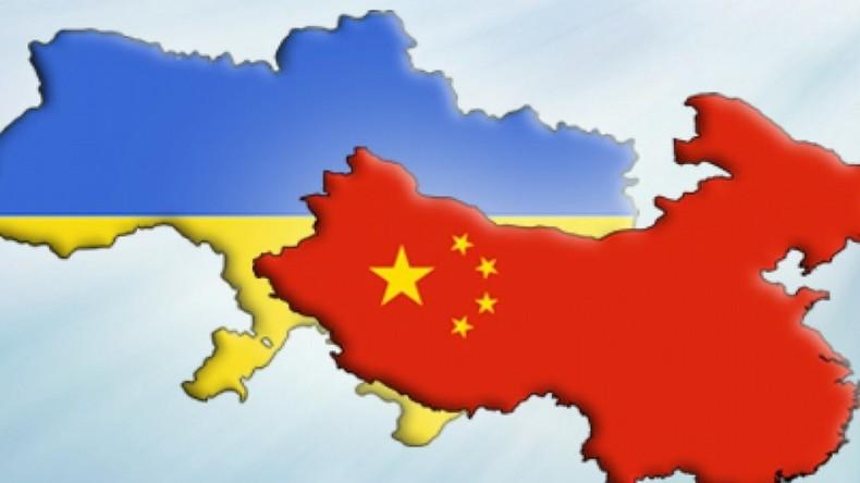 China schlägt der Ukraine Freihandelszone vor