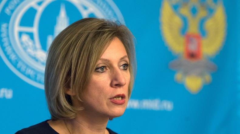 """""""Antirussische Rhetorik ist Weg ins Nichts"""" – russisches Außenministerium"""