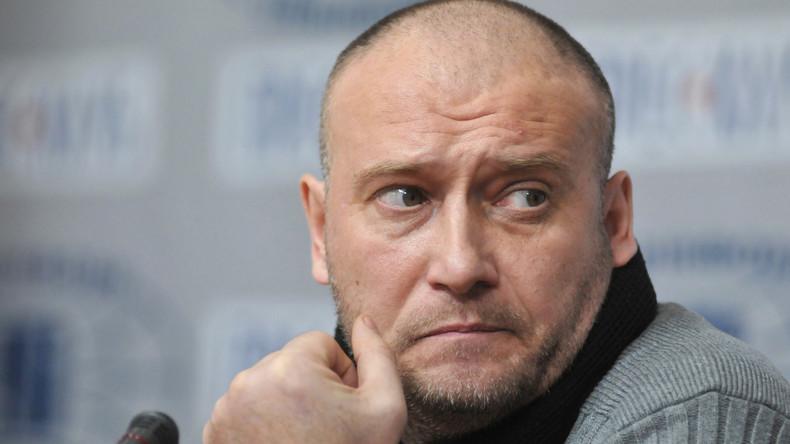 """Ukrainischer """"Rechter Sektor"""" erklärt sich zum Sturz der Regierung bereit"""