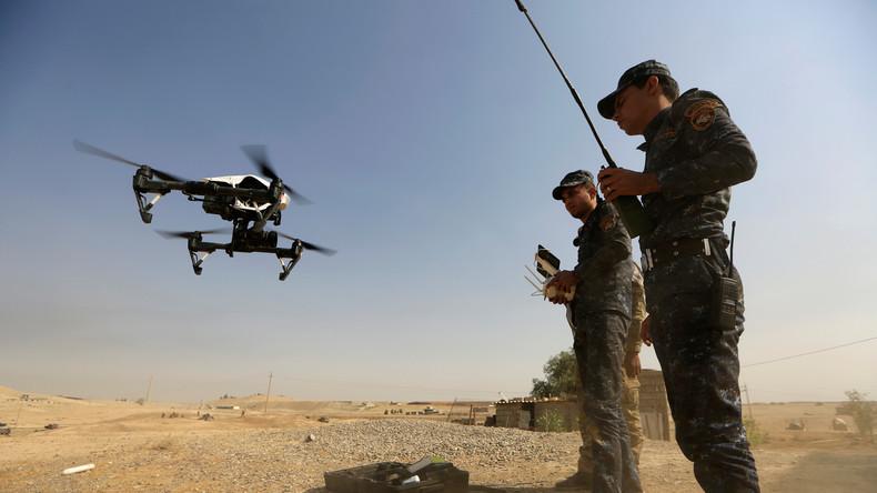 Die Schweiz: Verkehrsregeln bald auch für Drohnen