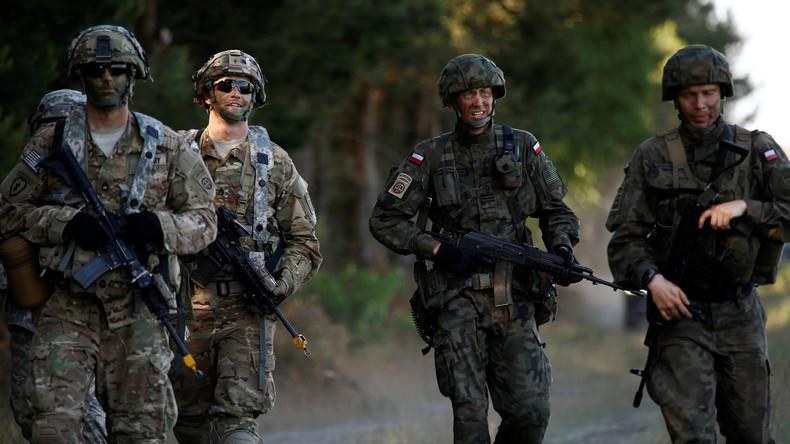 Hohe Alarmbereitschaft: NATO schickt 300.000 Soldaten an russische Grenze
