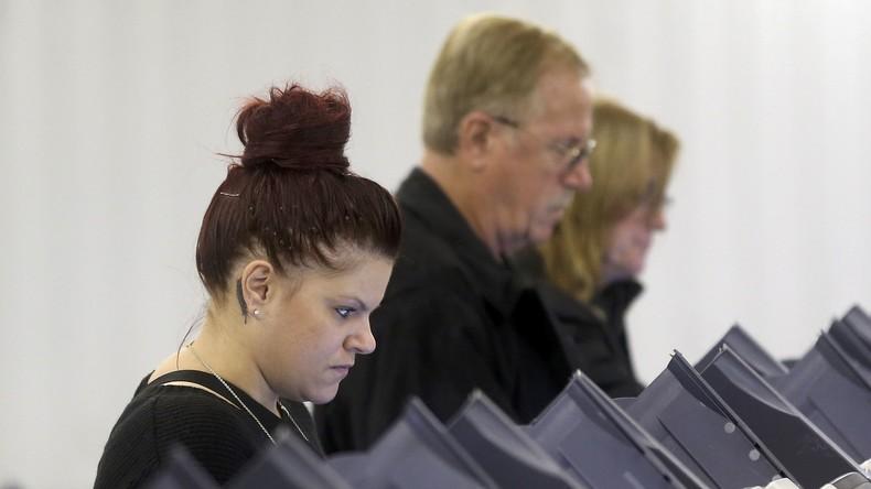 Die US-Wähler im Würgegriff des Systems
