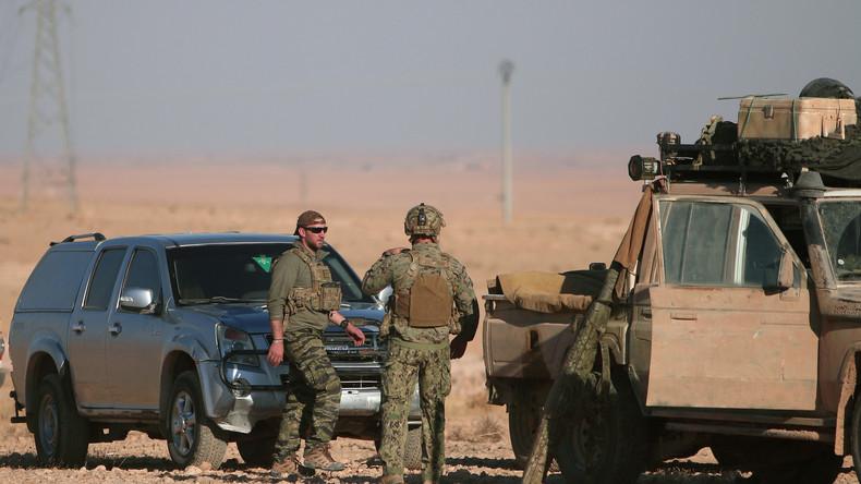 US-Koalition führt Luftangriffe in Vororten von Rakka durch