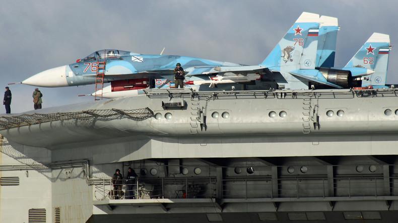"""Interfax: """"Russische Marine wird Kalibr-Raketen gegen IS in Provinz Aleppo einsetzen"""""""