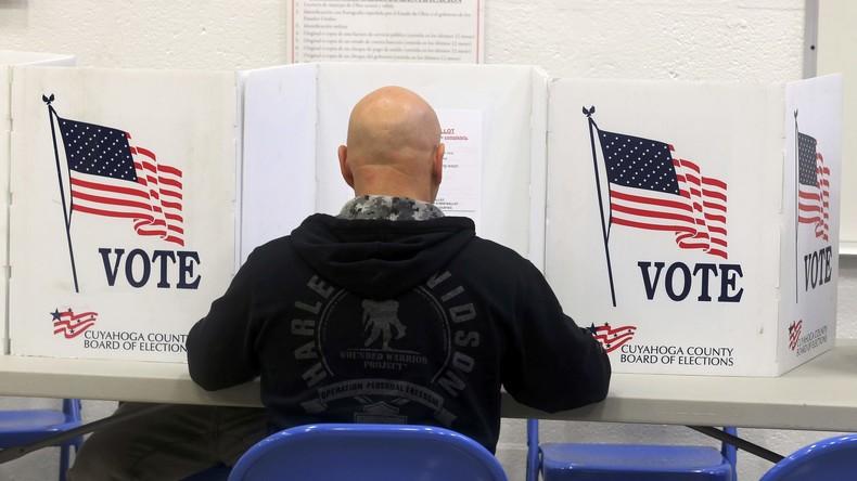 """Erster Exit-Poll am Wahltag: US-Amerikaner wollen """"starken Führer"""""""