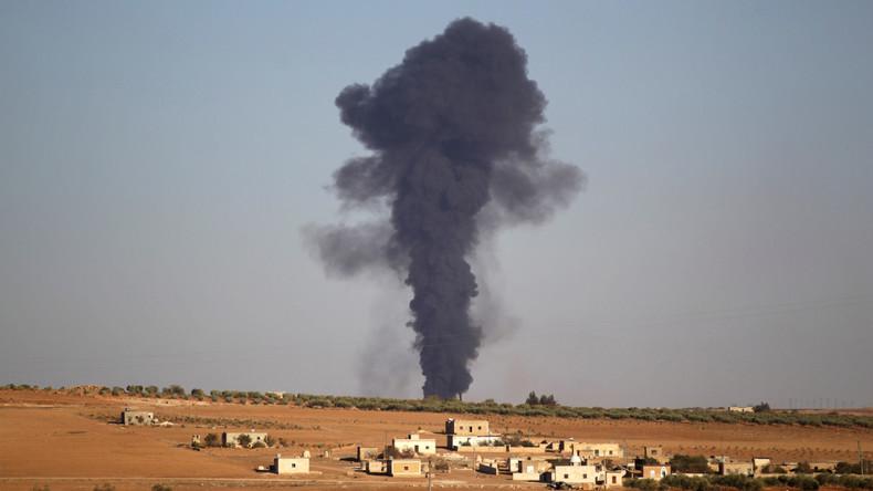 Angeblich türkische Spezialeinsatzkräfte in Syrien - Fotos in sozialen Netzwerken