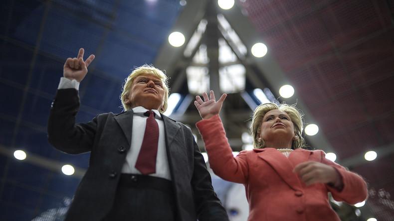 Jetzt wird's ernst: Erste Ergebnisse von US-Präsidentschaftswahl