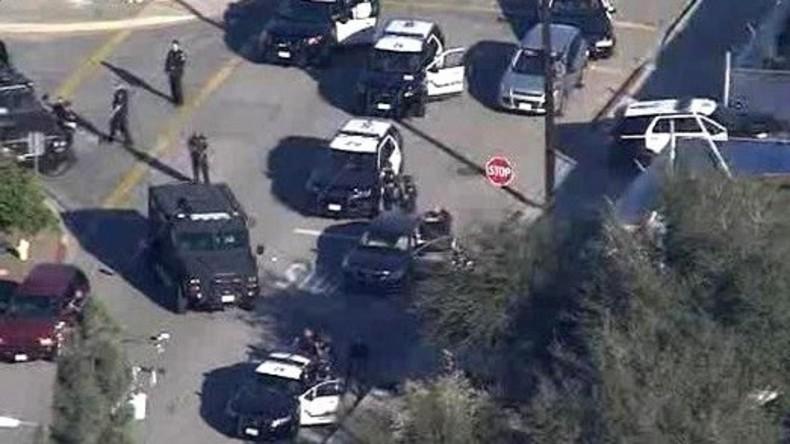 Schüsse vor Wahllokal in Kalifornien: Ein Todesopfer, drei Verletzte – Täter tot gefunden