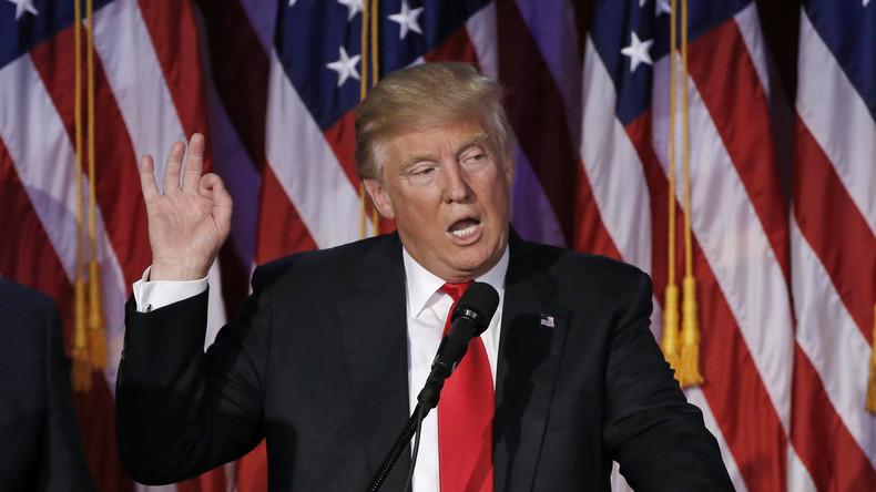 Die Wahl ist entschieden: Donald Trump wird neuer US-Präsident