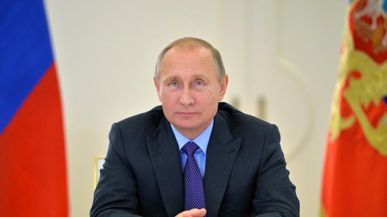 Neuer US-Präsident: Putin gratuliert Trump mit einem Telegramm
