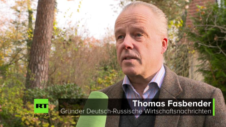 Thomas Fasbender zur US-Wahl: Keine deutsche Niebelungentreue mit den USA