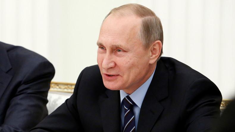 """Wladimir Putin nach Donald Trumps Sieg: """"Wir wollen die Beziehungen zu den USA wiederherstellen"""""""