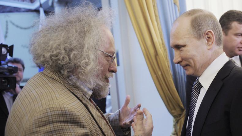 """Alexei Venediktov zum Wahlsieg Donald Trumps: """"Der Aufruhr der einfachen Bürger hat gesiegt."""""""