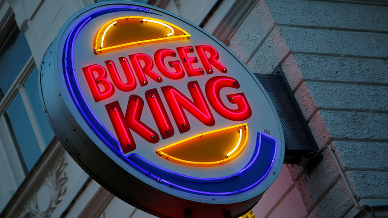 US-Präsident Donald Trump inspiriert Burger King in Russland