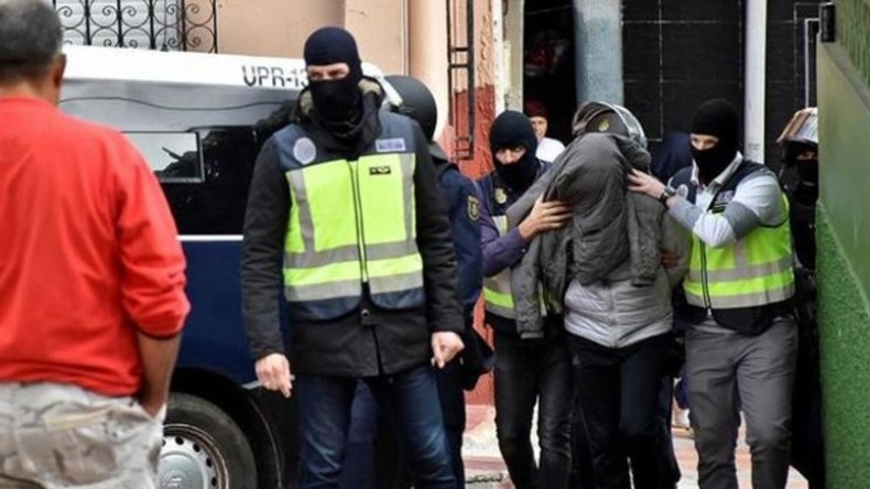 IS-Kinderrekruteure in Spanien - vier Personen festgenommen