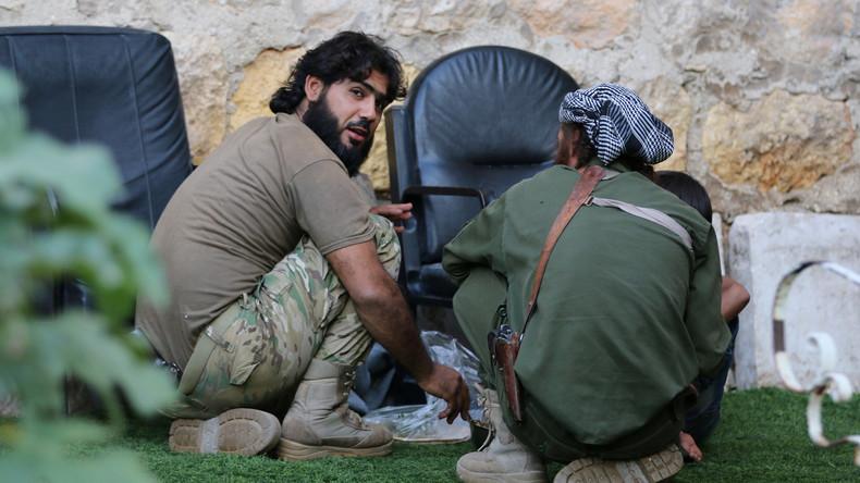 Soziale Netzwerke: Syrische Terroristen zu Friedensverhandlungen bereit