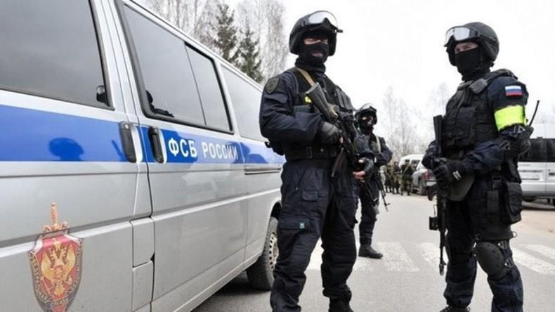 Föderaler Sicherheitsdienst Russlands: Ukrainische Diversionsgruppe auf der Krim dingfest gemacht