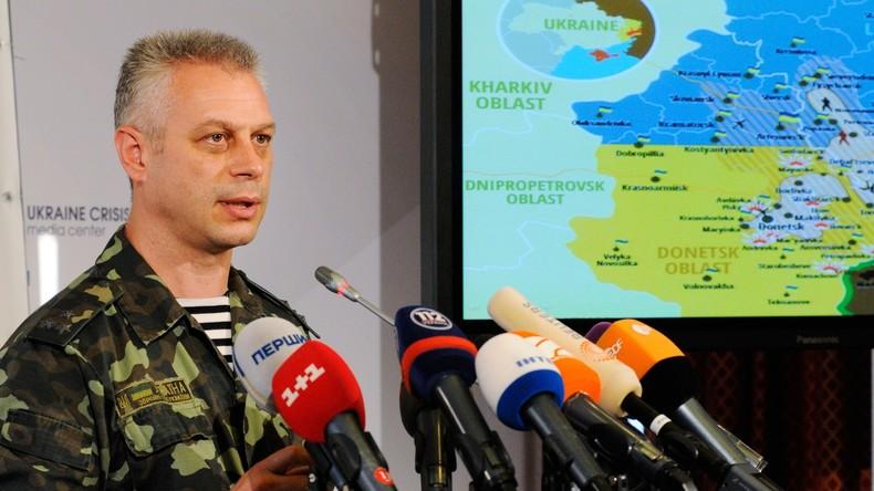 Ukrainisches Verteidigungsministerium dementiert Präsenz seiner Saboteure auf der Krim