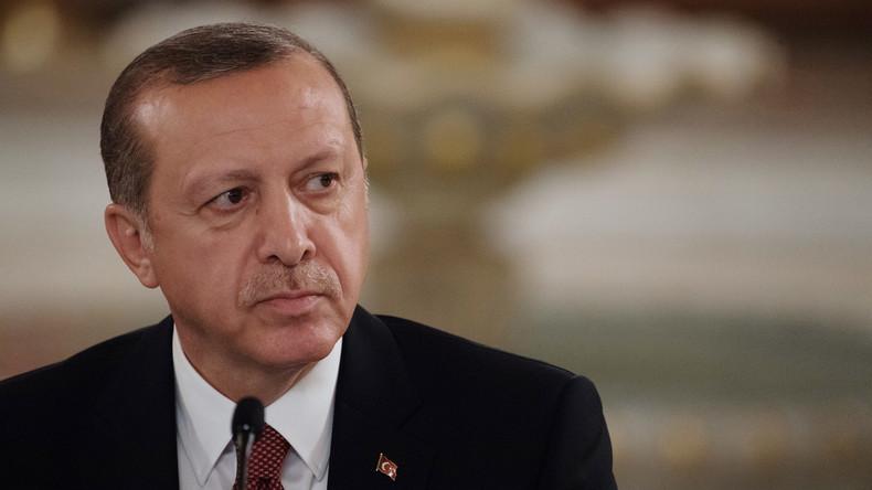"""Recep Tayyip Erdoğan: """"Die Türkei bleibt für den Westen ein Land zweiter Klasse"""""""