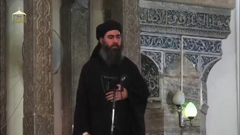 IS-Anführer wählt Nachfolger
