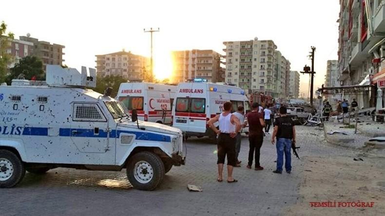 Türkei: Heftige Explosion in Provinz Mardin - Bürgermeister verletzt