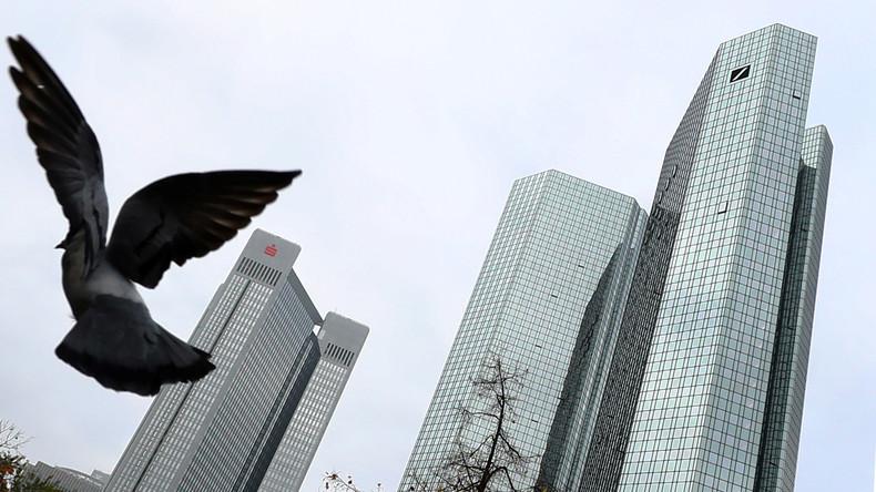 Sorgenkind Deutsche Bank: Eine Gefahr für das Finanzsystem