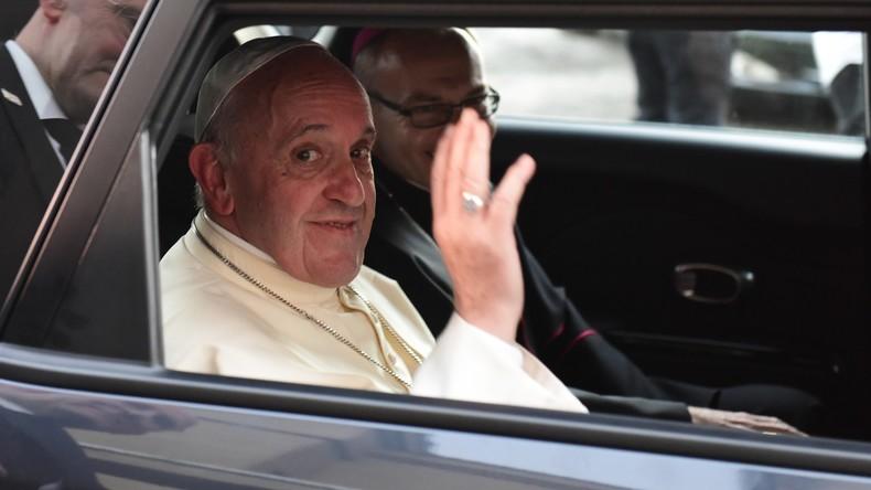 Worte von Papst Franziskus werden zu Popliedern