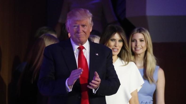 Erst Bashing, jetzt kuscheln: Plötzlich finden alle Trump gut