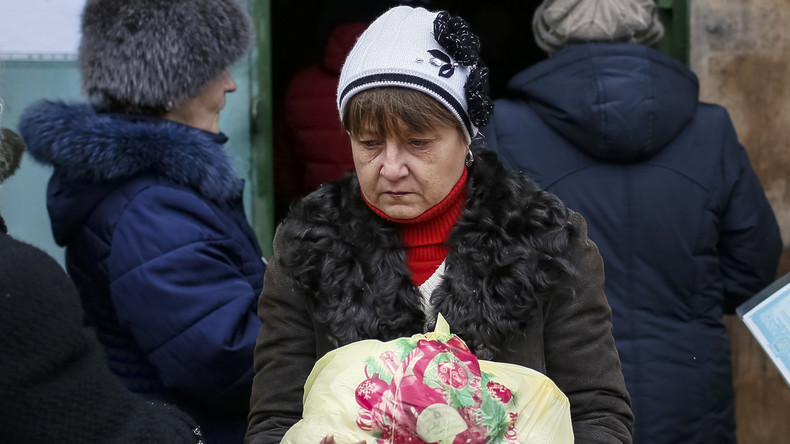 DISPLACED: Kanadische NGO organisiert Ausstellung über ukrainische Flüchtlinge