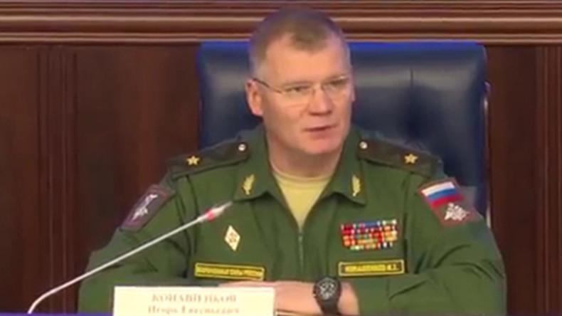 Russische Militärexperten haben C-Waffen-Einsatz von Terrorkämpfern in Aleppo nachgewiesen