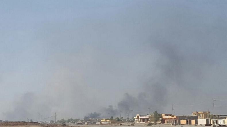 Mossul: Irakische Militärs befreien über 950 Menschen aus unterirdischem IS-Gefängnis