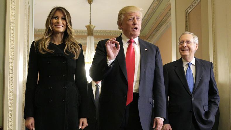 Politikerin Maria Katassonowa zu den Gründen für Trumps Wahlerfolg