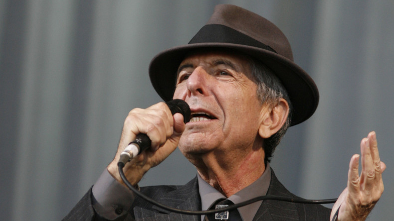 Kanadischer Sänger Leonard Cohen gestorben