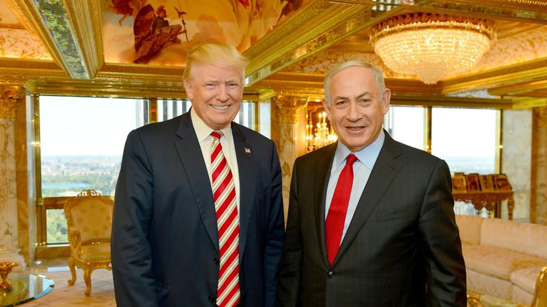 Donald Trump im Nahost-Konflikt: Israel und die iranische Atombombe