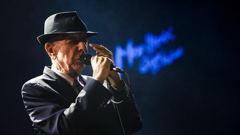 """""""Eine Art von Mysterium"""": Trauer um Songwriter-Legende Leonard Cohen"""