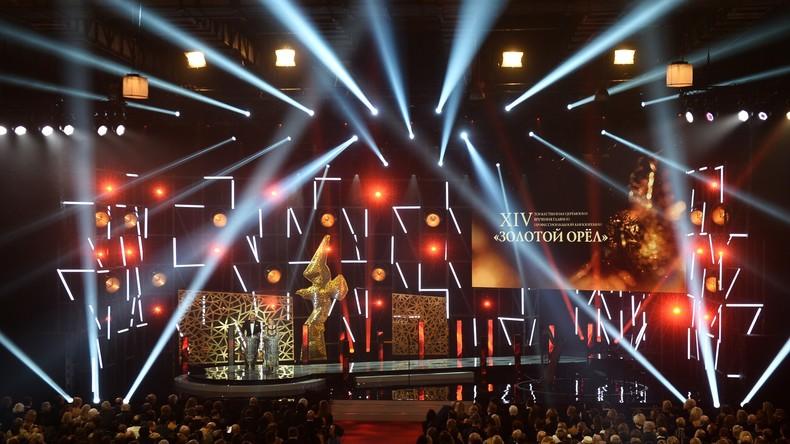 Russisches Hollywood - RT zu Besuch bei den legendären Mosfilm-Studios