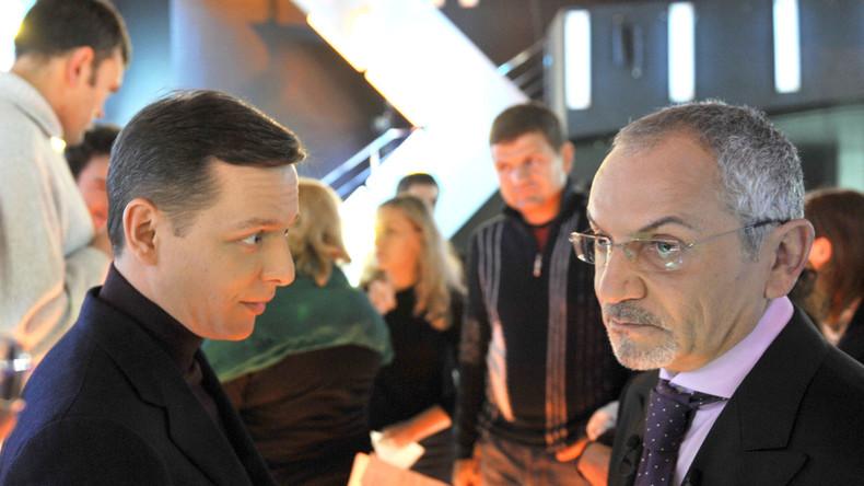 Kiewer Gericht genehmigt Haussuchung bei TV-Moderator Sawik Schuster