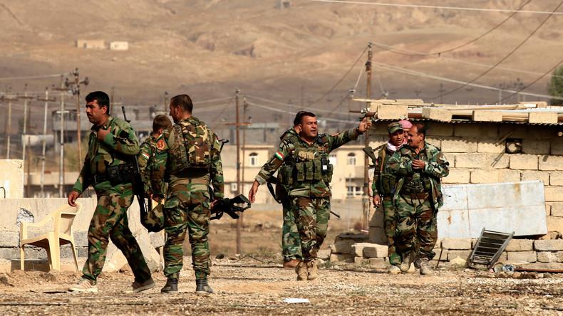 Irakische Militärs wehren im Osten von Mossul sechs Selbstmordattacken ab
