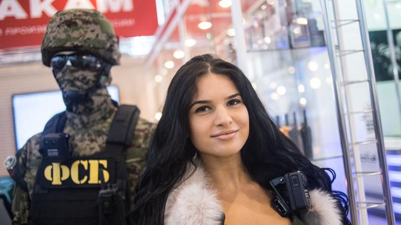 Russlands Geheimdienst FSB zerschlägt eine Terrorzelle, die Attentate in Moskau geplant hat