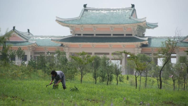 Russland schickt nach Nordkorea 900 Tonnen humanitäre Hilfe