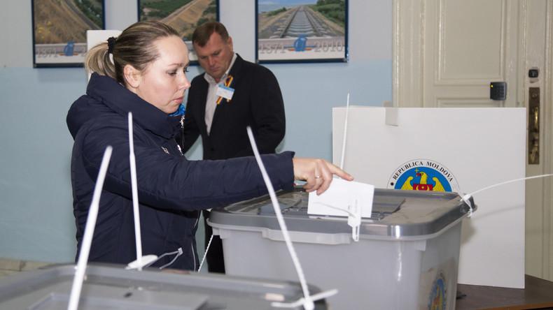 Moldawien entscheidet in der Stichwahl über das neue Staatsoberhaupt
