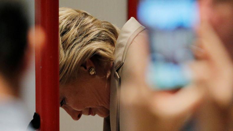 Hillary Clinton macht den FBI-Chef für ihre Niederlage mitverantwortlich