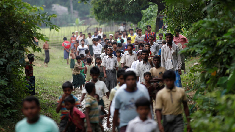 Myanmar: Einheimische greifen Militärs an - acht Menschen tot