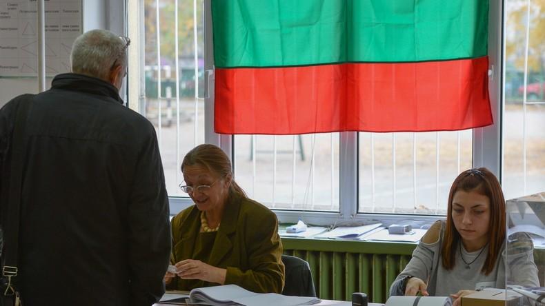 Bulgaren stimmen für den neuen Staatschef in der Stichwahl