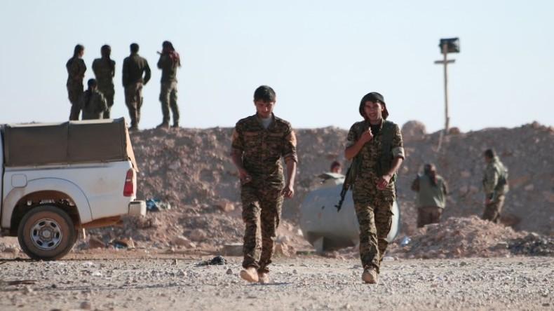 Syrische Opposition verdrängt IS-Kämpfer aus sechs Ortschaften im Norden des Landes
