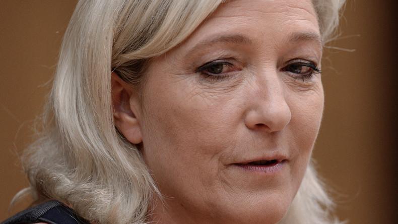 """Marine Le Pen: """"Donald Trump hat das Unmögliche möglich gemacht"""""""