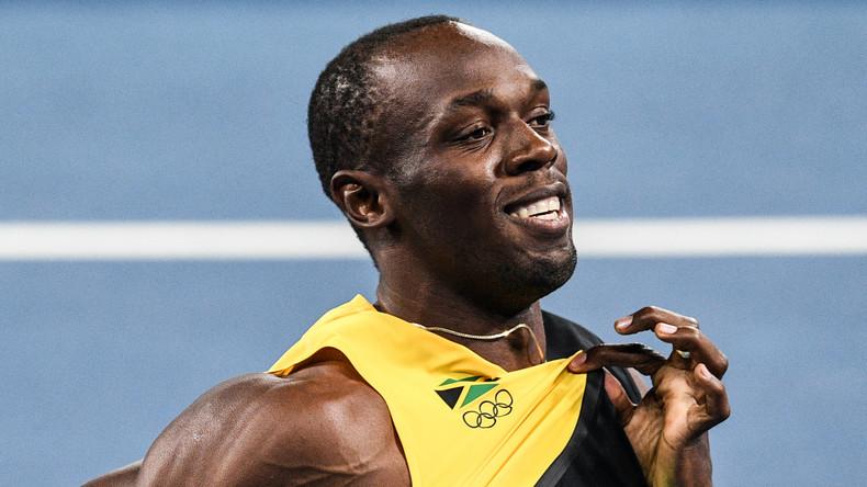 Sprinter Usain Bolt will Fußballer werden